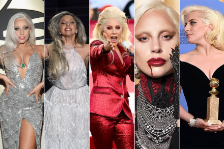Lady Gaga-The mother of little monsters!!
