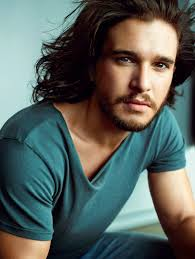 "KIT CATESBY HARINGTON ""JON SNOW"""