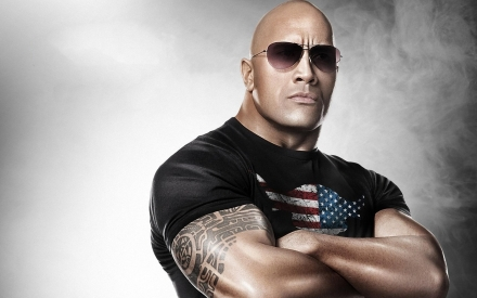 "Dwayne Douglas Johnson "" The Rock"""